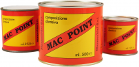 Pasta abrasiva MAC POINT 500 ml
