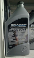 QUICKSILER Gear Lube