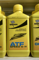 BARDAHL Olio ATF Speed D III